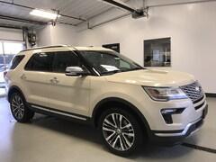 2018 Ford Explorer Platinum Full Size SUV