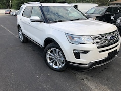 2018 Ford Explorer Limited Full Size SUV