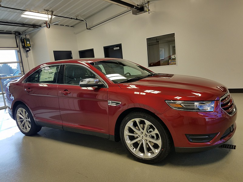 2017 Ford Taurus Limited Mid-Size Car