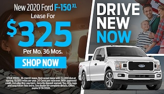 2020 FORD F-150 XL  LEASE FOR $325 PER MONTH FOR 36 MONTHS