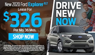 2020 FORD EXPLORER XLT SUV  LEASE FOR $326 PER MONTH FOR 36 MONTHS