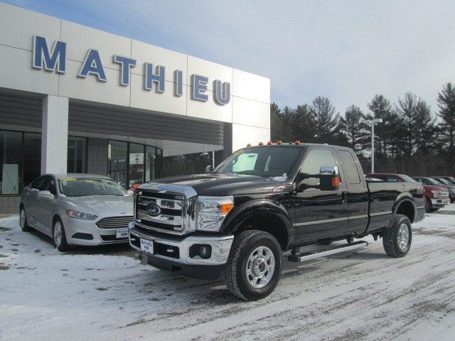 2016 Ford F-350 Lariat Extended Cab Truck