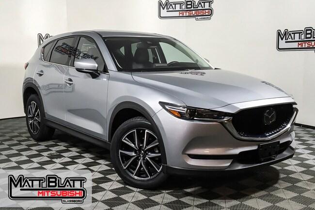 2018 Mazda CX-5 Grand Touring SUV FWD
