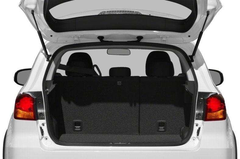 2019 Mitsubishi Outlander Sport Interior Dimensions Cargo space class=