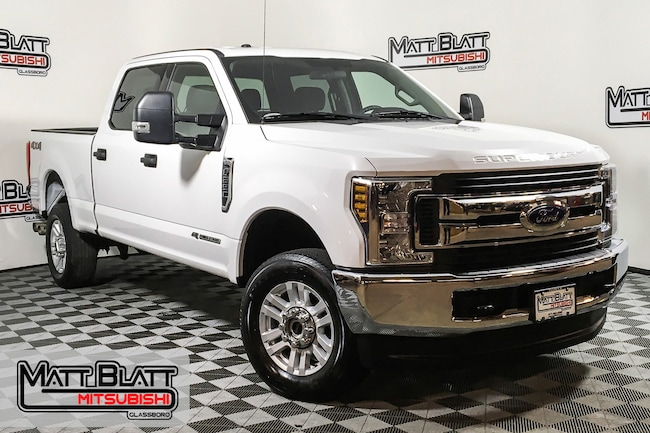 2018 Ford F250SD 6.5FT Bed XLT Truck Crew Cab