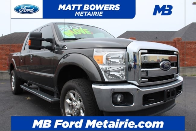 2016 Ford F-250SD Lariat Truck