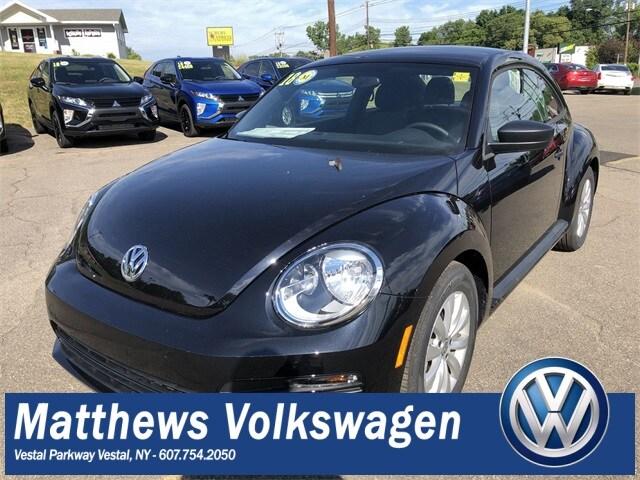 2018 Volkswagen Beetle 2.0T Hatchback