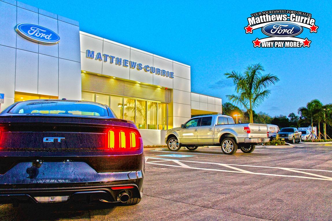 matthews currie ford nokomis fl ford dealers sarasota ford dealerships port charlotte. Black Bedroom Furniture Sets. Home Design Ideas