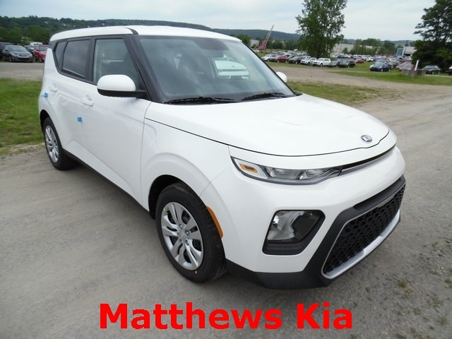 2020 New Kia Soul Hatchback   Binghamton Area   K12097