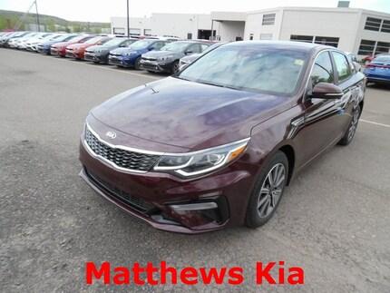 2019 Kia Optima Sedan