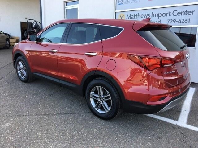 2017 Used Hyundai Santa Fe Sport 2 4L SUV | Binghamton Area