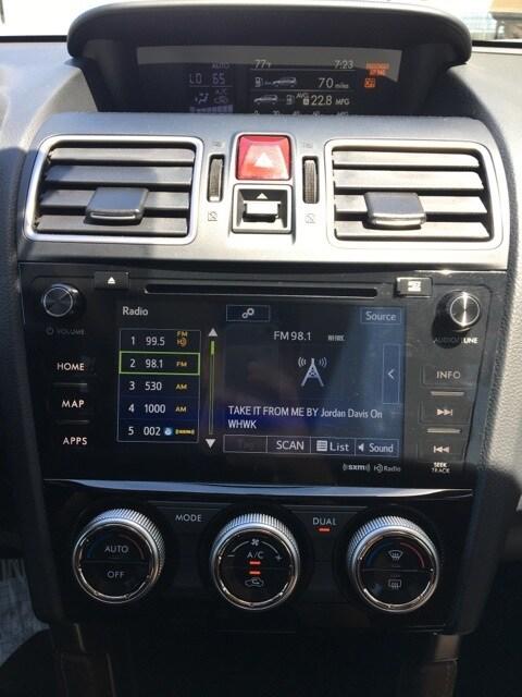 2017 Used Subaru Forester 2 5i Touring SUV   Binghamton Area
