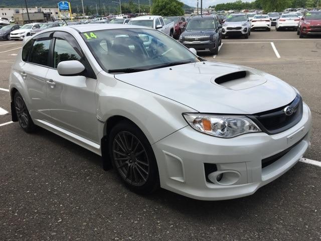 2014 Used Subaru Impreza WRX 5dr (M5) Sedan | Binghamton Area | A91J