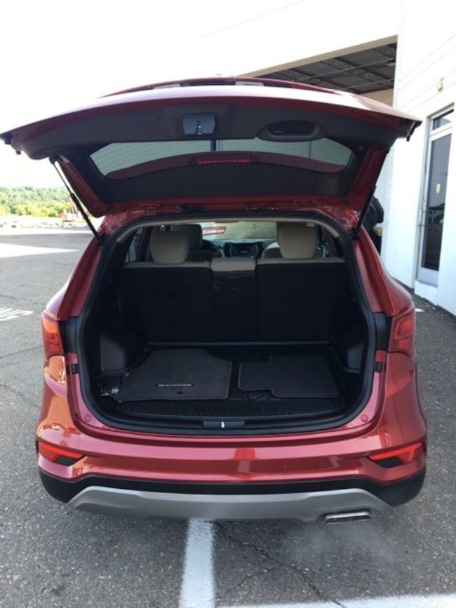 Used 2017 Hyundai Santa Fe Sport For Sale at VW-Mitsubishi