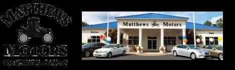 Matthews Motors Clayton