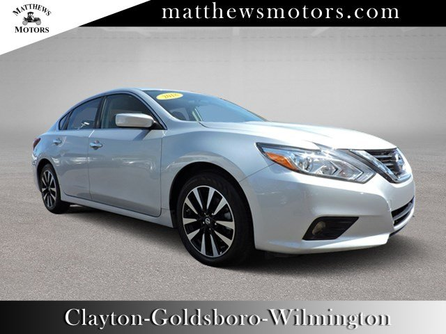 Used 2018 Nissan Altima For Sale Wilmington Nc Leland W3014