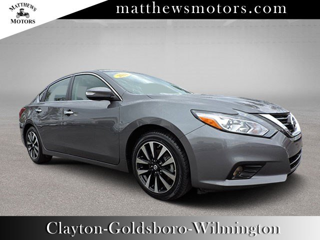 Used 2018 Nissan Altima For Sale Wilmington Nc Leland W3013