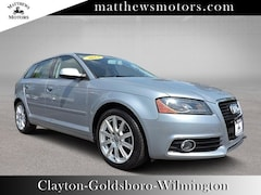 2013 Audi A3 Premium Plus W/ Nav & Sunroof Hatchback