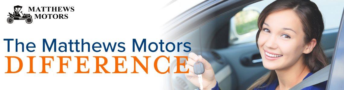 The Matthews Motor Difference Wilmington NC | Leland ...