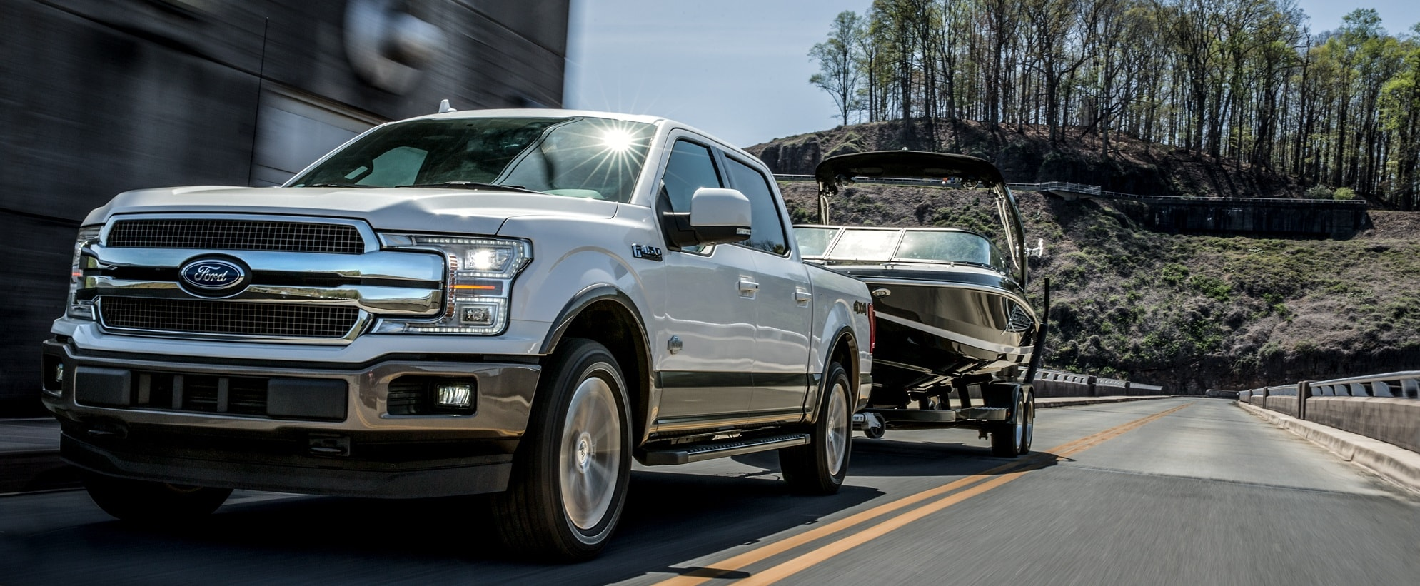 Silver 2019 Ford F-150