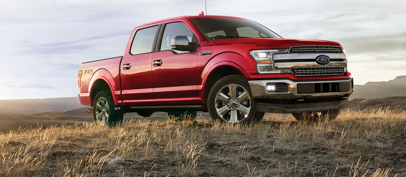 New Ford F-150 in Paoli PA