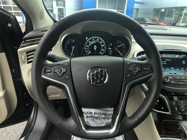 used 2016 buick lacrosse for sale at matthews auto group vin 1g4gb5g37gf107121. Black Bedroom Furniture Sets. Home Design Ideas
