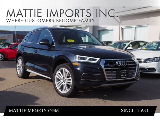 New 2019 Audi Q5 2.0T Premium Plus AWD 2.0T quattro Premium Plus  SUV for sale in Fall River MA
