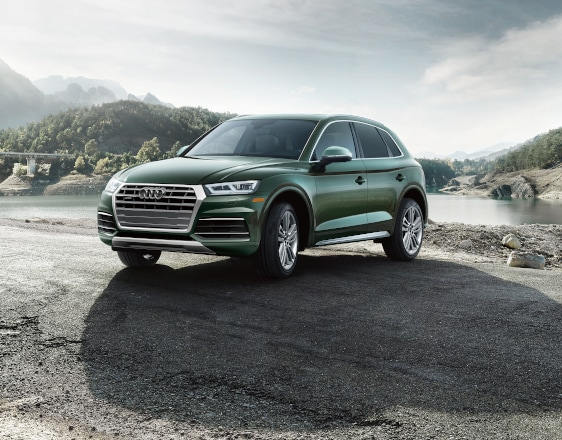 New 2020 Audi Q5 Fall River