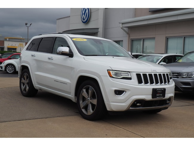 Used 2016 Jeep Grand Cherokee For Sale In Bristol County   VIN:  1C4RJFCG9GC364569