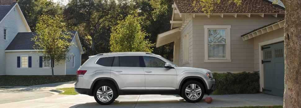 New Volkswagen Atlas