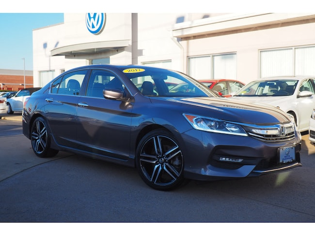 2017 Honda Accord Sport Sport  Sedan CVT