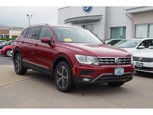 2019 Volkswagen Tiguan 2.0T SEL 4motion AWD 2.0T SEL 4Motion  SUV