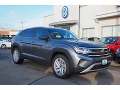 2021 Volkswagen Atlas Cross Sport 2.0T SE w/Technology 4MOTION SUV New VW Fall River, MA