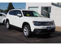 New 2019 Volkswagen Atlas V6 SE 4motion AWD V6 SE 4Motion  SUV for sale in Fall River MA