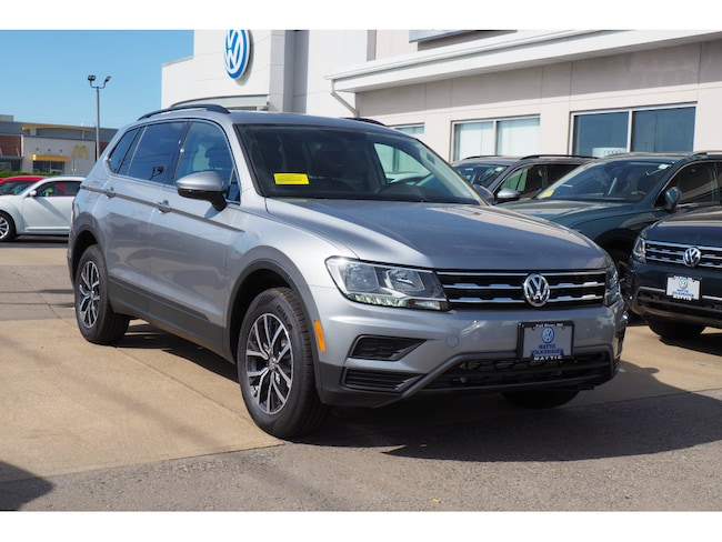 New 2019 Volkswagen Tiguan For Sale In Bristol County Vin 3vv2b7ax5km151795