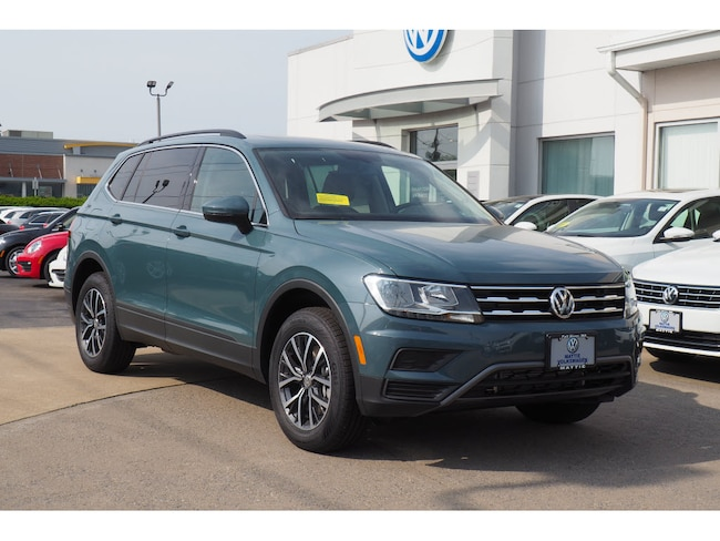 New 2019 Volkswagen Tiguan For Sale In Bristol County Vin 3vv2b7ax8km147448