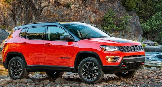 2019 Jeep Compass Trim Levels Sport Vs Latitude Vs Altitude Vs