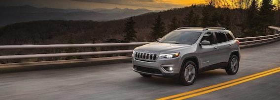 2019 Jeep Cherokee Trims | Latitude vs  Altitude vs  Limited