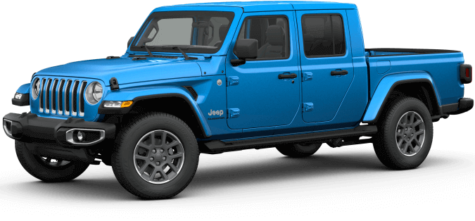 The All-New 2020 Jeep Gladiator Pickup Specs, Towing, and ...
