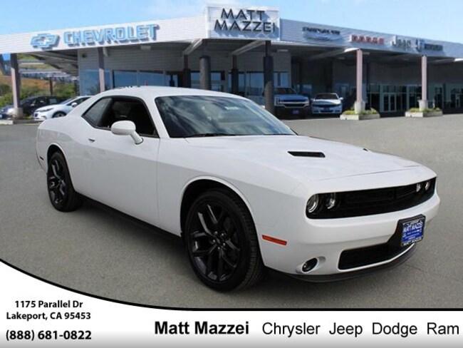 2019 Dodge Challenger SXT Coupe
