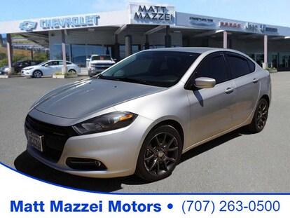 Used 2013 Dodge Dart For Sale at Matt Mazzei Chrysler Dodge