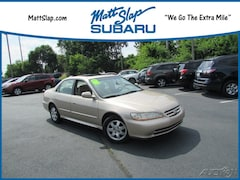 Used 2001 Honda Accord 2.3 EX ULEV Sedan 1HGCG66801A046840 for sale Delaware | Newark & Wilmington