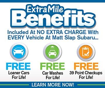 New Subaru & Used Car Dealer in Newark, DE - Matt Slap