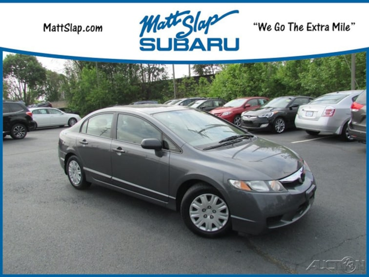 2009 Honda Civic VP Sedan for sale Delaware | Newark & Wilmington