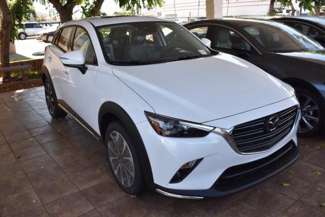 New 2019 Mazda Mazda CX-3 Grand Touring SUV For Sale/Lease Kahului, HI