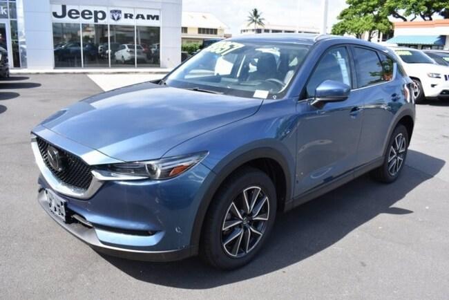 New 2018 Mazda Mazda CX-5 Grand Touring SUV For Sale/Lease Kahului, HI