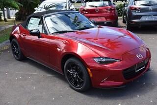 New 2019 Mazda Mazda MX-5 Miata Sport Convertible Kahului, HI