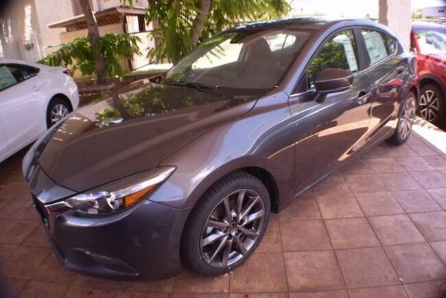 New 2018 Mazda Mazda3 Touring Hatchback For Sale/Lease Kahului, HI
