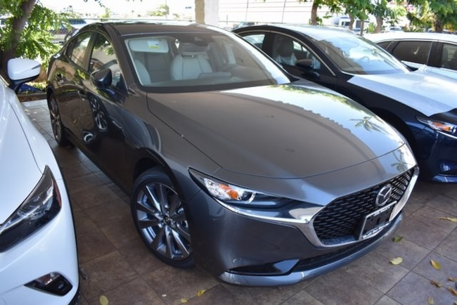 New 2019 Mazda Mazda3 Preferred Package Sedan For Sale/Lease Kahului, HI