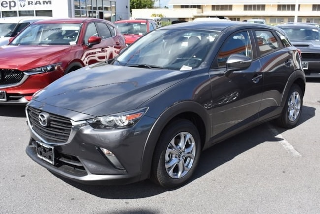 New 2019 Mazda Mazda CX-3 Sport SUV For Sale/Lease Kahului, HI